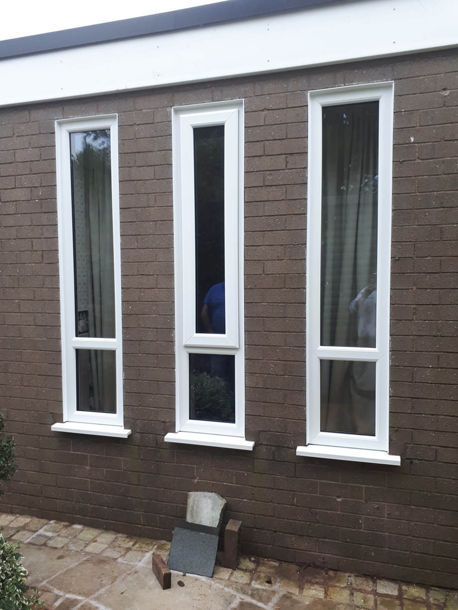 3 Energy Efficient Windows Installed in Stoke