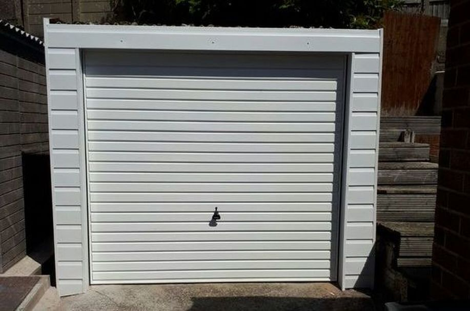 garage door installation stoke on trent