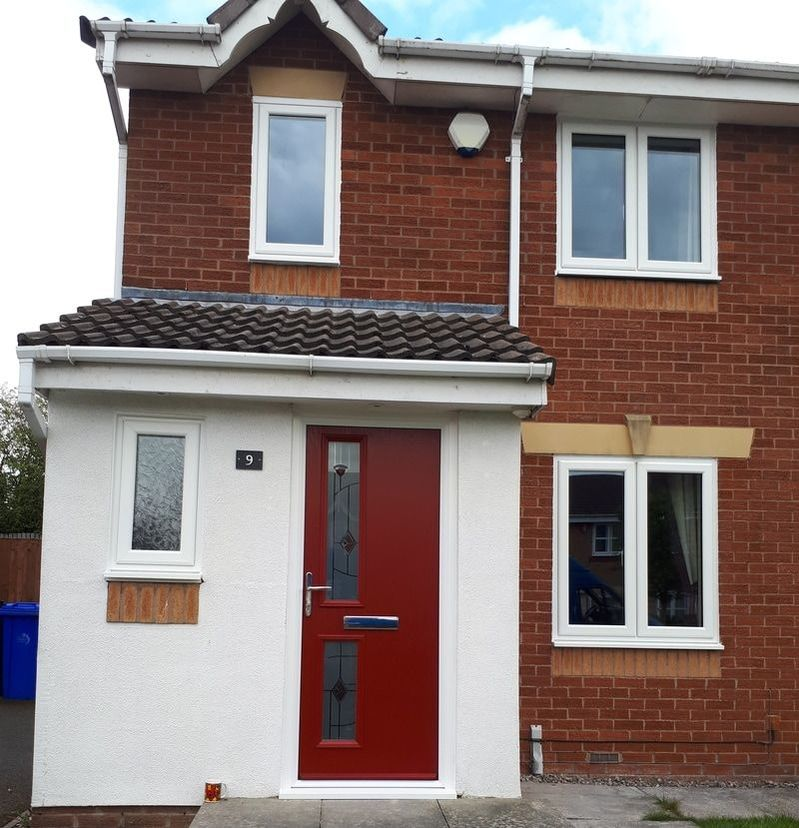 Full Window Replacements and Door Installation Stoke on Trent