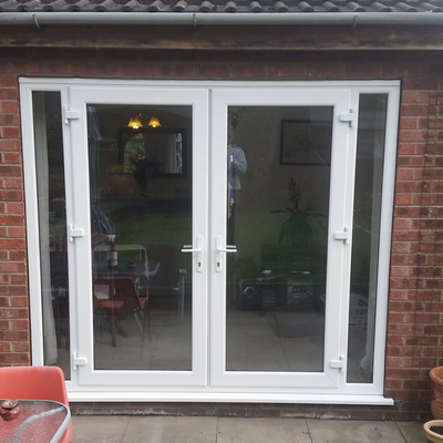French Door Installation Congleton