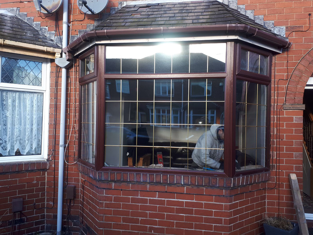 Bay Window Refurbishment Stoke
