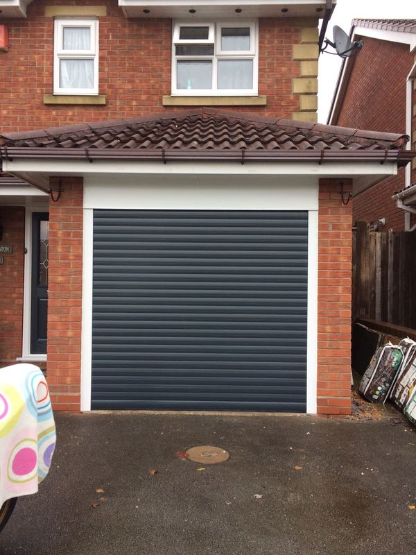 Garage Door Installation Stone Staffordshire