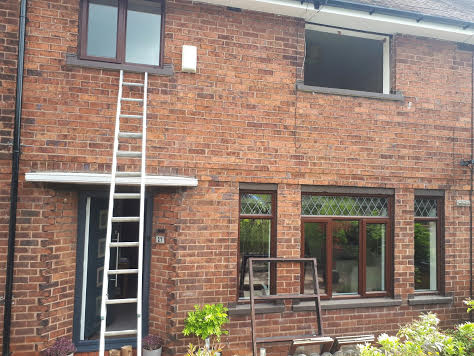 Upvc Door Installation Stoke-on-Trent