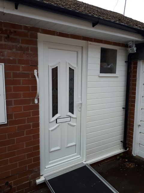 UPVC Door Installation Stockton Brook, Stoke on Trent