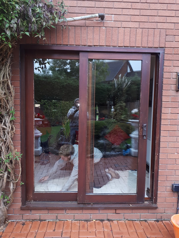 UPVC French doors installed in Stoke-On-Trent